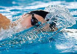 Luka Turk at International Swimming competition of Kranj, on June 14, 2009, in Olympic pool, Kranj, Slovenia. (Photo by Vid Ponikvar / Sportida)