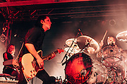 Placebo performs at the Showbox SoDo in Seattle on Monday, October 20, 2014.