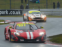 #101 Balfe Motorsport Shaun Balfe / Rob Bell McLaren 650S GT3 Pro/AM during British GT Championship as part of the British GT and BRDC British F3 Championship at Oulton Park, Little Budworth, Cheshire, United Kingdom. April 02 2018. World Copyright Peter Taylor/PSP.