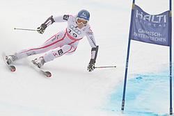 17.02.2011, Kandahar, Garmisch Partenkirchen, GER, FIS Alpin Ski WM 2011, GAP, Riesenslalom, im Bild Marlies Schild (AUT) // Marlies Schild (AUT) during Giant Slalom Fis Alpine Ski World Championships in Garmisch Partenkirchen, Germany on 17/2/2011. EXPA Pictures © 2011, PhotoCredit: EXPA/ J. Groder