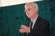18414Academic & Research Center Groundbreaking September 29, 2007...Dean Dennis Irwin