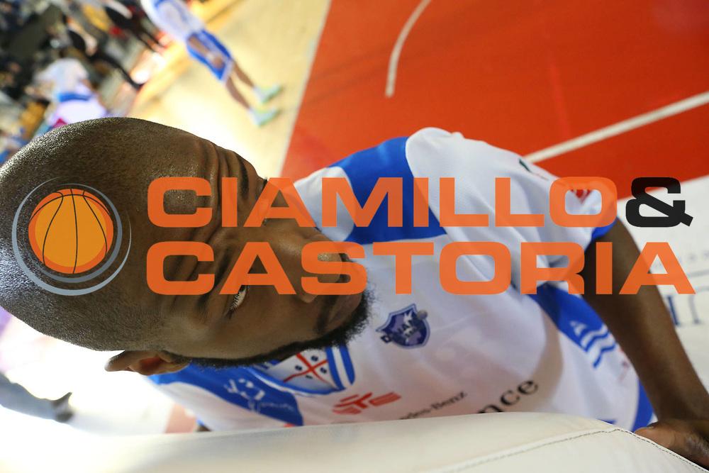DESCRIZIONE : Roma Lega A 2012-13 Acea Roma Banco di Sardegna Sassari<br /> GIOCATORE : Tony Easley<br /> CATEGORIA : pre game ritratto<br /> SQUADRA : Banco di Sardegna Sassari<br /> EVENTO : Campionato Lega A 2012-2013 <br /> GARA : Acea Roma Banco di Sardegna Sassari<br /> DATA : 23/12/2012<br /> SPORT : Pallacanestro <br /> AUTORE : Agenzia Ciamillo-Castoria/M.Simoni<br /> Galleria : Lega Basket A 2012-2013  <br /> Fotonotizia :  Roma Lega A 2012-13 Acea Roma Banco di Sardegna Sassari<br /> Predefinita :