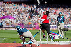 Athletics (Shot Put) at the 2012 London Summer Paralympic Games