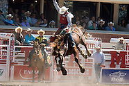 Another one bites the dust. the Calgary Stampede 2008