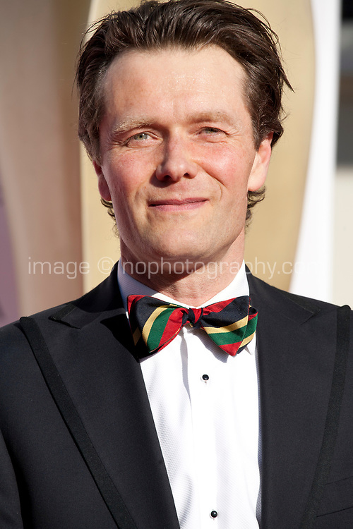 Actor Adam Goodwin  at the 2017 IFTA Film & Drama Awards at the Round Room of the Mansion House, Dublin,  Ireland Saturday 8th April 2017.