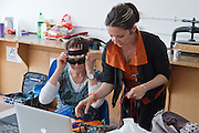 Creative Arts Workshop organised by Professor Bobbie Farsides of Brighton & Sussex Medical School . The focus: Parkinsons Disease