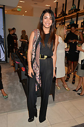LOHRALEE ASTOR at a lunch hosted by Alice Naylor-Leyland and Tamara Beckwith in celebration of the Coach 2015 collection held at Coach, New Bond Street, London on 18th September 2014.