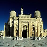Abu El Abbas Mosque, Alexandria, Egypt
