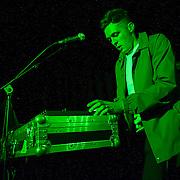 Saint PHNX in concert at Nice N Sleazy, Glasgow, Scotland, Britain, 21st July 2016