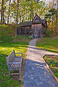 Louisa May Alcott's Orchard House grounds (Home of Little Women), Concord, Massachusetts