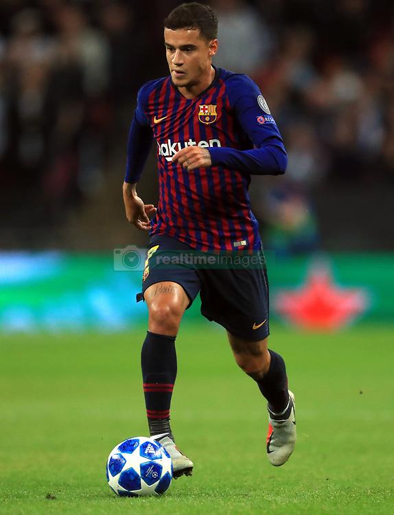 صور مباراة : توتنهام - برشلونة 2-4 ( 03-10-2018 )  38927699