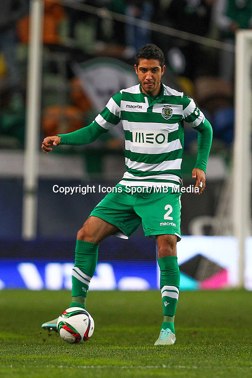 Ramy Rabia - 28.01.2015 - Sporting / Vitoria Setubal -Coupe de la ligue- Portugal-<br /> Photo : Carlos Rodrigues /  Icon Sport