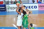 DESCRIZIONE : Cagliari Qualificazioni Campionati Europei 2011 Italia Lituania<br /> GIOCATORE : Alexander Marte<br /> SQUADRA : Nazionale Italia Donne<br /> EVENTO : Qualificazioni Campionati Europei 2011<br /> GARA : Italia Lituania<br /> DATA : 11/08/2010 <br /> CATEGORIA : Tiro<br /> SPORT : Pallacanestro <br /> AUTORE : Agenzia Ciamillo-Castoria/M.Gregolin<br /> Galleria : Fip Nazionali 2010 <br /> Fotonotizia : Cagliari Qualificazioni Campionati Europei 2011 Italia Lituania<br /> Predefinita :