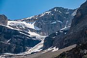 Stanley Glacier, Kootenay National Park, British Columbia, Canada.