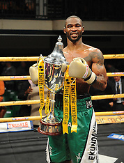 03.11.12 PRIZEFIGHTER, LIGHT MIDDLEWEIGHTS, YORK HALL, LONDON