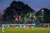 LIENDEN - 21-09-2016, FC Lienden - AZ, Sportpark de Abdijhof, AZ speler Fred Friday, overzicht.