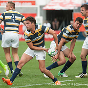 University of California, Berkley play Life University in the final of the 2017 Penn Mutual Collegiate Rugby Championship at Talen Energy Stadium in Philadelphia. June 4, 2017. <br /> <br /> By Jack Megaw.<br /> <br /> www.jackmegaw.com<br /> <br /> jack@jackmegaw.com<br /> @jackmegawphoto<br /> [US] +1 610.764.3094<br /> [UK] +44 07481 764811