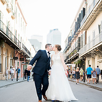 Cody & MaryAnne Wedding Photography Samples | St. Louis Cathedral and The Doubletree New Orleans | 1216 Studio Wedding Photography
