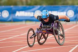 Hannah Cockroft T34 GBR at 2014 IPC Athletics Grandprix, Nottwil, Switzerland