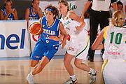 DESCRIZIONE : Bormio Torneo Internazionale Femminile Olga De Marzi Gola Italia Lituania <br /> GIOCATORE : Simona Ballardini <br /> SQUADRA : Nazionale Italia Donne Italy <br /> EVENTO : Torneo Internazionale Femminile Olga De Marzi Gola <br /> GARA : Italia Lituania Italy Lithuania <br /> DATA : 25/07/2008 <br /> CATEGORIA : Palleggio <br /> SPORT : Pallacanestro <br /> AUTORE : Agenzia Ciamillo-Castoria/S.Silvestri <br /> Galleria : Fip Nazionali 2008 <br /> Fotonotizia : Bormio Torneo Internazionale Femminile Olga De Marzi Gola Italia Lituania <br /> Predefinita :