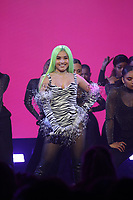 Mabel performs at the BRIT Awards 2020 - The BRITs Are Coming, The Riverside Studios, London, UK, Sunday 08 December 2019<br /> Photo JM Enternational