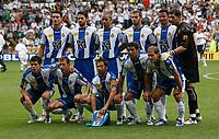 Photo: Steve Bond.<br /> Derby County v RCD Espanyol. Pre Season Friendly. 04/08/2007. Espanyol