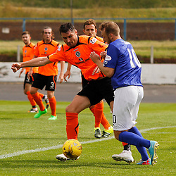 Cowdenbeath v Stranraer | Scottish League One | 8 August 2015
