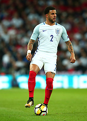 Kyle Walker of England - Mandatory by-line: Robbie Stephenson/JMP - 05/10/2017 - FOOTBALL - Wembley Stadium - London, United Kingdom - England v Slovenia - World Cup qualifier