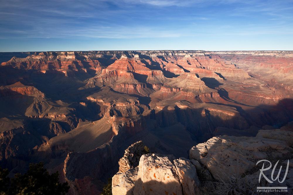 Hopi Point at South Rim, Grand Canyon National Park, Arizona