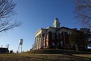 Downtown Kosciusko, Mississippi. Photo by: Karen Pulfer Focht