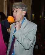 HALLAM MURRAY;  The Walter Scott Prize for Historical Fiction 2015 - The Duke of Buccleuch hosts party to for the shortlist announcement. <br /> The winner is announced at the Borders Book Festival in Scotland in June.John Murray's Historic Rooms, 50 Albemarle Street, London, 24 March 2015.