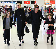Nicole Kidman and her children - 5 March 2019