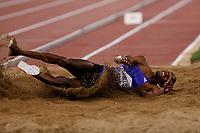 Alexis COPELLO CUBA Triple Jump <br /> Roma 04-06-2015 Stadio Olimpico<br /> IAAF Diamond League 2015 Rome<br /> Golden Gala Meeting - Track And Field Athletics Meeting<br /> Foto Sebastian Seglingen / ARK / Insidefoto