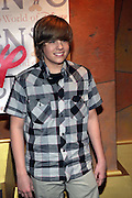 Dylan Sprouse at the meet & greet of Stars of  Disney Channel's Hit Series' The Suite Life on Deck ' held at the World of Disney New York City Store in New York City on March 5, 2008