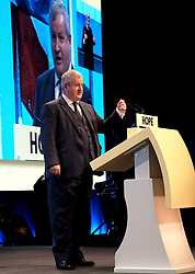 SNP Spring Conference, Sunday 28th April 2019<br /> <br /> Pictured: Ian Blackford MP, leader of the SNP group at Westminster<br /> <br /> Alex Todd | Edinburgh Elite media
