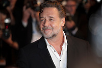 Actor Russell Crowe at the gala screening for the film The Nice Guys at the 69th Cannes Film Festival, Sunday 15th May 2016, Cannes, France. Photography: Doreen Kennedy
