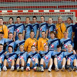 20090603: Handball - Practice of Slovenian Women National Team at Kodeljevo