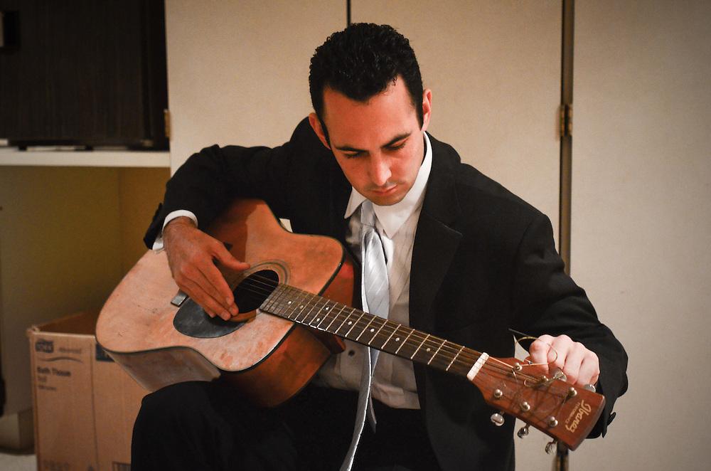 10/9/11 3:16:05 PM -- Zarines Negron and Abelardo Mendez III wedding Sunday, October 9, 2011. Photo©Mark Sobhani Photography