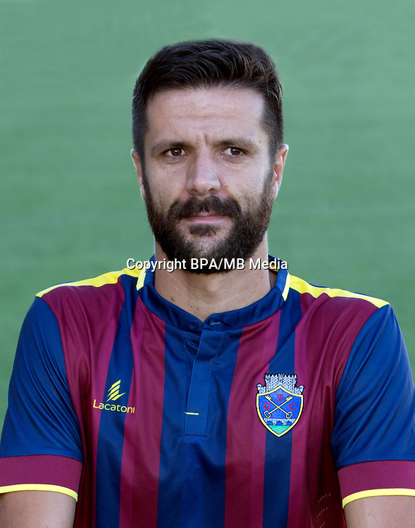 Portugal - Primera Liga NOS 2016-2017 /  <br /> ( GD Chaves ) - <br /> Bruno Manuel Araujo Braga