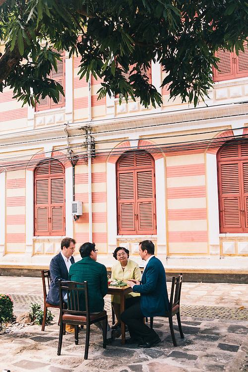 Royal Place, Bangkok