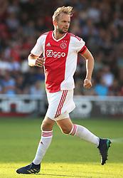 Ajax's Siem de Jong