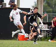 September 11, 2009: The Lindenwood University Lions play against the Oklahoma Christian University Eagles on the campus of Oklahoma Christian University.