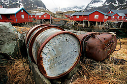 NORWAY LOFOTEN 29MAR07 - General views in the traditional fishing village of � on the Lofoten islands...jre/Photo by Jiri Rezac..© Jiri Rezac 2007..Contact: +44 (0) 7050 110 417.Mobile:  +44 (0) 7801 337 683.Office:  +44 (0) 20 8968 9635..Email:   jiri@jirirezac.com.Web:    www.jirirezac.com..© All images Jiri Rezac 2007 - All rights reserved.