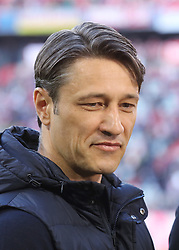 06.04.2019, Allianz Arena, Muenchen, GER, 1. FBL, FC Bayern Muenchen vs Borussia Dortmund, 28. Runde, im Bild Niko Kovac Cheftrainer FC Bayern // during the German Bundesliga 28th round match between FC Bayern Muenchen and Borussia Dortmund at the Allianz Arena in Muenchen, Germany on 2019/04/06. EXPA Pictures © 2019, PhotoCredit: EXPA/ SM<br /> <br /> *****ATTENTION - OUT of GER*****