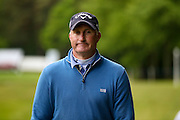 Ex footballer and presenter Alan McInally during the BMW PGA Championship Celebrity Pro-Am Day at the Wentworth Club, Virginia Water, United Kingdom on 25 May 2016. Photo by Simon Davies.