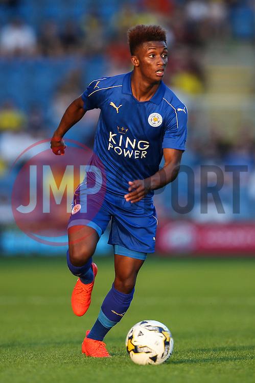 Demarai Gray of Leicester City - Mandatory byline: Jason Brown/JMP - 19/07/2016 - FOOTBALL - Oxford, Kassam Stadium - Oxford United v Leicester City - Pre Season Friendly
