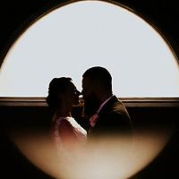We Built This City ~ James & Sanchia's Aspire, Leeds City Centre Wedding