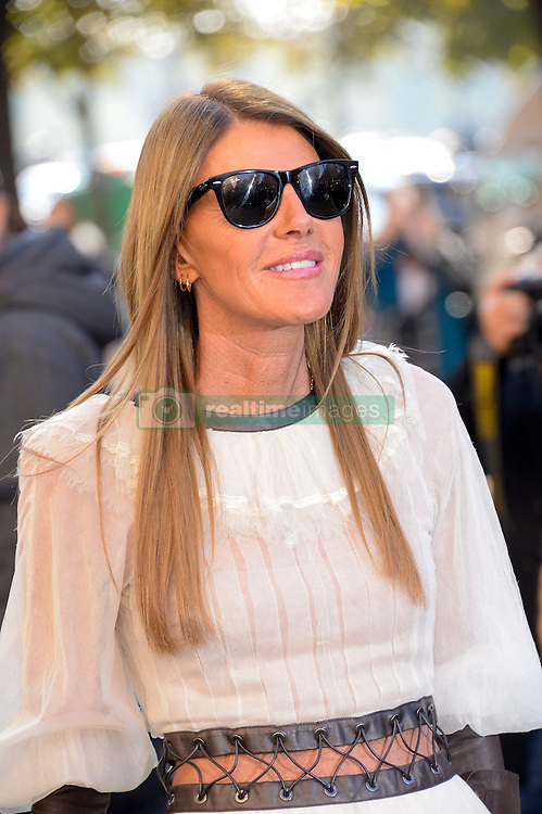 Anna Dello Russo arriving at the Chanel show as a part of Paris Fashion Week Ready to Wear Spring/Summer 2017 on October 4, 2016 in Paris, France. Photo by Julien Reynaud/APS-Medias/ABACAPRESS.COM