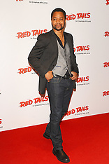 Red Tails gala screening, 23-5-12