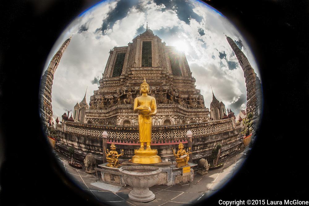 Wat Arun Temple, Bangkok Thailand